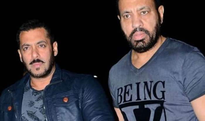 Salman Khan's Bodyguard Shera Protects Him From Crazy Fans, Gets Handsomely Paid in Return