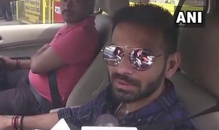 Tej Pratap Yadav Hits Out at JD(U) MLC For Likening Sister Misa Bharti to 'Shurpanakha', Threatens to Drag Him to Court