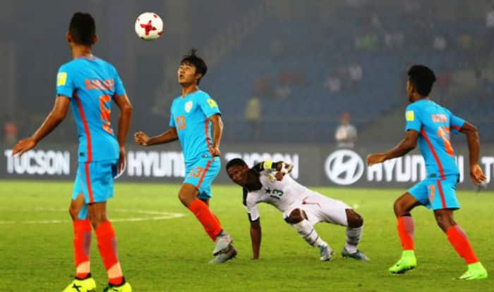 FIFA U-17 World Cup 2017: India's Journey Ends After 4-0 Defeat Against Ghana