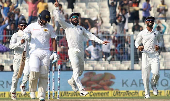India vs Sri Lanka 1st Test Ends in a Draw as Visitors Survive Late Scare