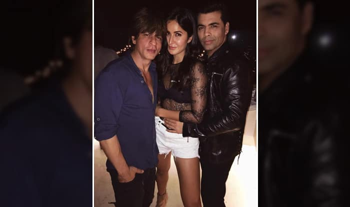 Katrina Kaif Was Forced To Come To The Ed Sheeran Party – Read Details