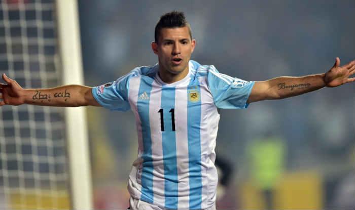 International Friendlies: Sergio Aguero Gives Argentina Win Over Russia at FIFA 2018 World Cup Final Stadium