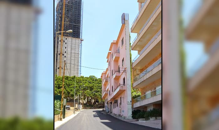 Beirut's Thinnest Building a Result of Sibling Rivalry; Twitterati Share more Examples of 'Spite Buildings'