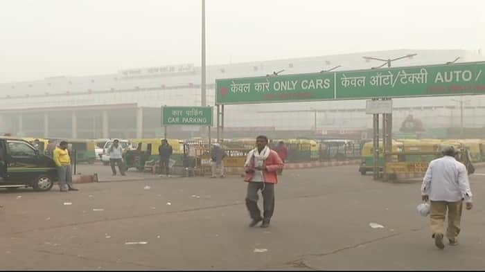 Air Quality in Delhi NCR 'Severe'; Pollution Likely to Worsen in Next Three Days