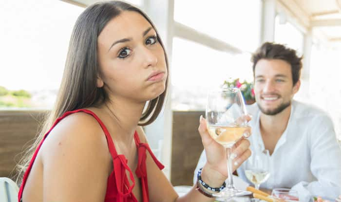 First Date Red Flags: These Are the 5 Tell-Tale Signs You