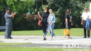 Are Deepika Padukone And Alia Bhatt The New BFFs In Town? (View HQ Pics)