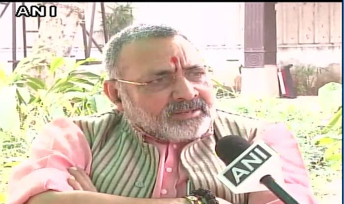 'Darul Uloom Deoband a Temple of Education or One of Terrorism,' Says Union Minister Giriraj Singh