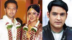 Kapil Sharma is upset with Firangi actress Ishita Dutta | इस वजह से अपनी 'फिरंगी' एक्ट्रेस इशिता दत्ता की शादी में नहीं पहुंचे नाराज़ कपिल शर्मा