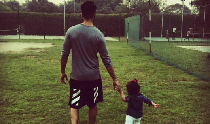 Misha Enjoys Day Out With Dad Shahid Kapoor