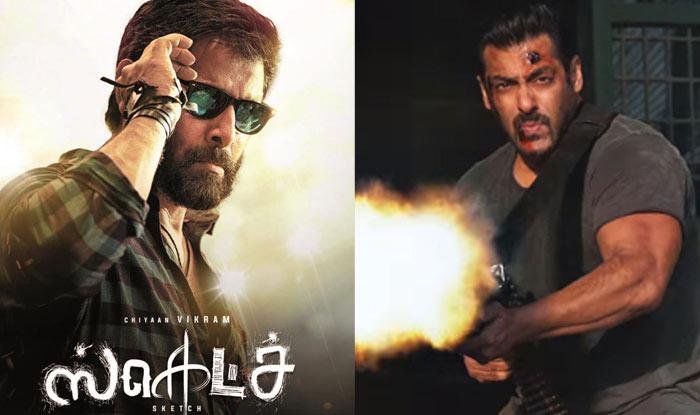 Vikram's Sketch Avoids Clash With Salman Khan's Tiger Zinda Hai; To Lock Horns With Suriya's Thaanaa Serndha Koottam