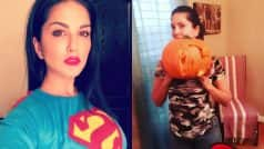 Halloween 2017: Sunny Leone Dresses Up As A Sexy Superwoman