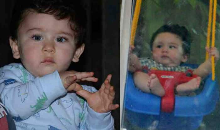 Adorable Taimur Ali Khan Spotted Enjoying His Me-Time On A Swing – View Pic