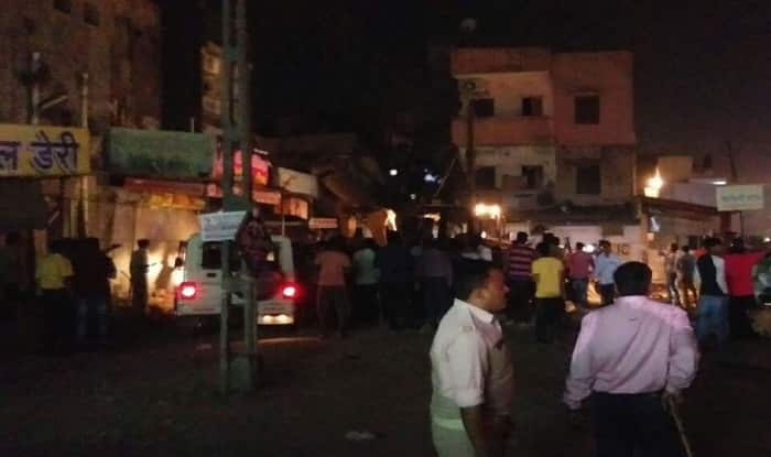 Gujarat: Three-Storey Building Collapses in Vapi, Several Feared Trapped, Rescue Operations on
