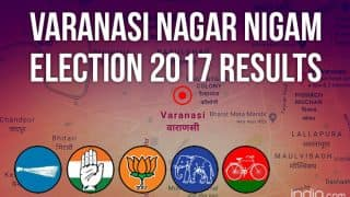 Varanasi Nagar Nigam Elections 2017 Results Winners List: Names of Winning Candidates of BJP, BSP, SP, Congress, AAP, AIMIM in UP