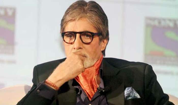 Amitabh Bachchan Did Not Meet With An Accident – Read Tweet
