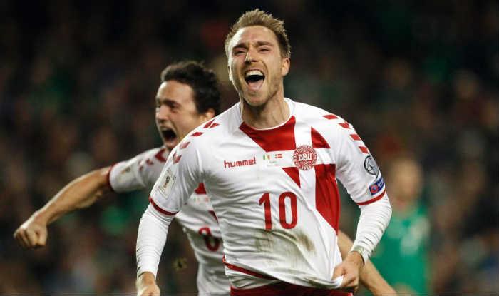 FIFA 2018 World Cup: Denmark Maul Ireland 5-1, Christian Eriksen's Hat-Trick Seals a Spot For Danes in Tournament