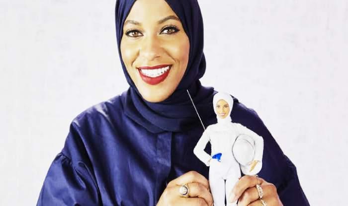 First Hijab-wearing Barbie Inspired By Olympian Ibtihaj Muhammad Launched