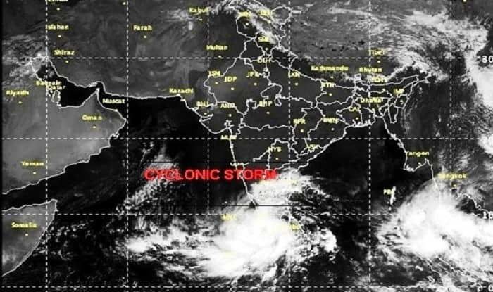 Cyclone Ockhi; heavy rainfall
