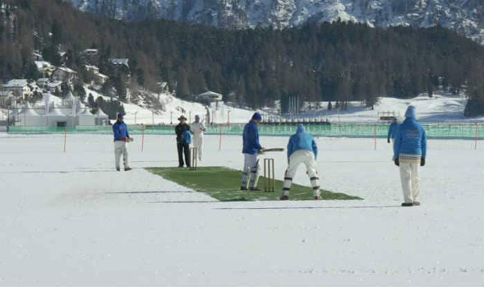 St. Moritz Ice Cricket: Abdul Razzaq, Dwayne Bravo Roped In For First Edition of Tournament in Switzerland
