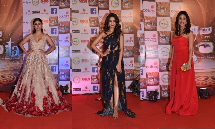 ITA Awards 2017 Red Carpet: Mouni Roy, Jennifer Winget, Kishwer Merchant Dazzle As The Entire TV Fraternity Attends