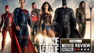 Justice League Movie Review  |   सुपरहीरोज और सुपर पॉवर्स से कूट-कूट कर भरी 'जस्टिस लीग' आपके पैसों के साथ न्याय नहीं कर पाती