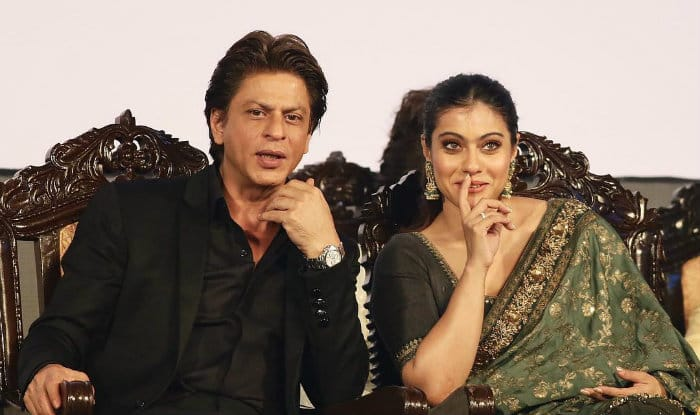 Shah Rukh Khan And Kajol's Candid Moments At Kolkata International Film Festival Will Make You Nostalgic- View Pics