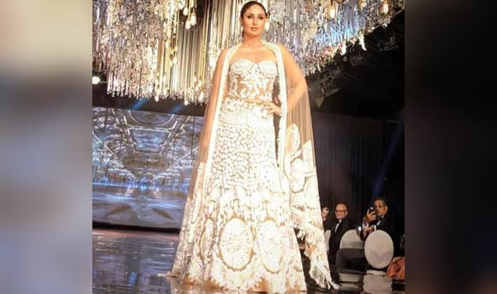 Kareena Kapoor Khan Makes Heads Turn As She Turns Show Stopper For Manish Malhotra In Kenya – View Pics