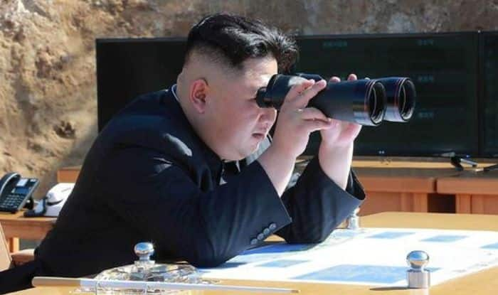 North Korea Fires Several Short-range Projectiles Into Sea