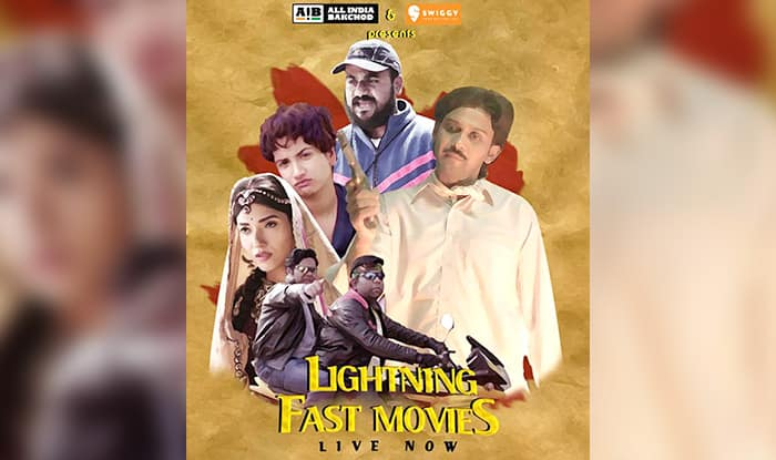 This New AIB Video Called 'Lightning Fast Movies' Will Have You ROFL