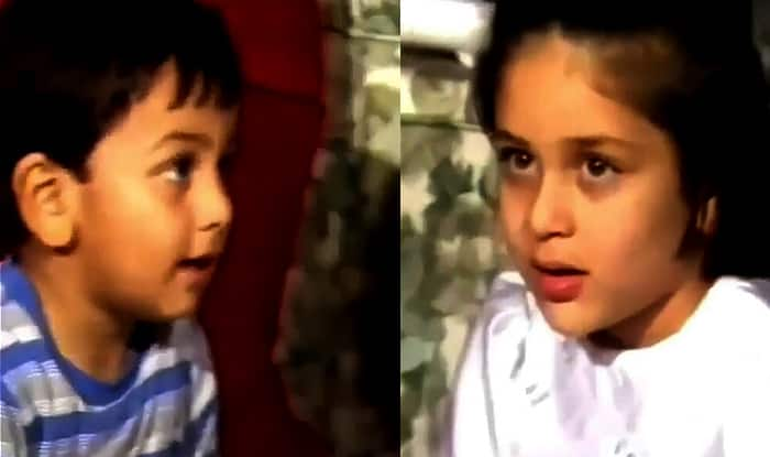 Can You Guess What Ranbir Kapoor Is Saying To Kareena Kapoor Khan In This Throwback Video?