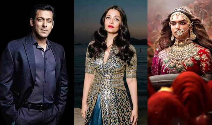 Salman Khan, Aishwarya Rai Bachchan Come Together; Padmavati Release Date Hangs In Balance; Race 3 Goes On Floor: Bollywood Week In Review
