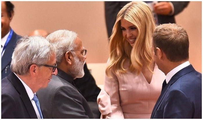 Security Breach: Narendra Modi-Ivanka Trump dinner's CCTV feed goes live on TV | सुरक्षा में सेंधः टीवी पर लाइव चली मोदी-इवांका के डिनर की CCTV फीड