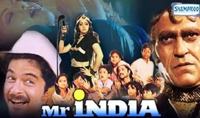 After Sridevi's Sudden Demise, Makers Shelve Mr India Sequel – Read Details