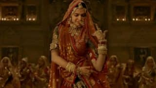Deepika Padukone Padmavati Makeup: How to Recreate Padmavati Song Ghoomar Inspired Makeup Look