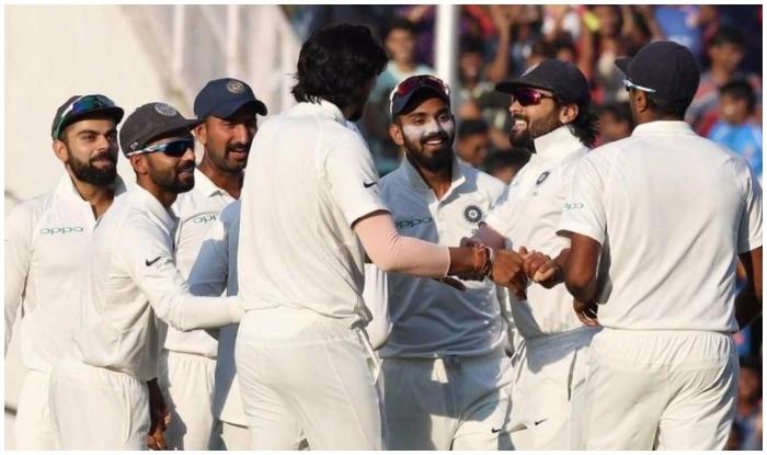 Nagpur test: India defeated Sri Lanka by innings and 239 runs | भारत ने श्रीलंका को पारी और 239 रनों से, 2 टेस्ट मैच में हराया