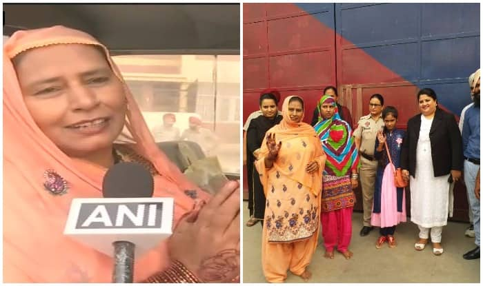 11yr old Pak national Hina released from Amritsar jail along with mother Fatima & aunt Mumtaz | 11 साल की पाकिस्तानी लड़की अमृतसर जेल से रिहा, मां ने किया मोदी को सलाम