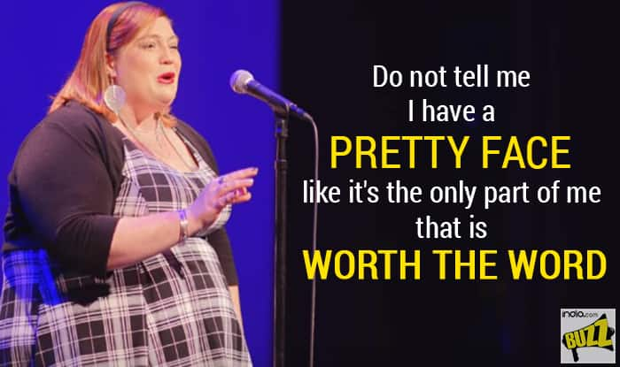 Victims of Body Shaming? Watch Poet Gloria B Give a Fitting Response To Those Who Fat Shame Women