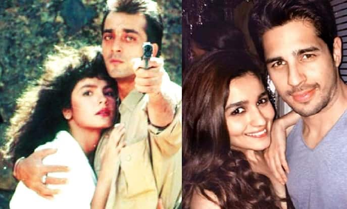 Rumoured Couple Alia Bhatt – Sidharth Malhotra To Star Alongside Sanjay Dutt – Pooja Bhatt In Sadak 2?