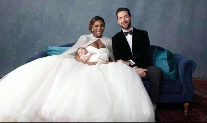 Serena Williams Hochzeit