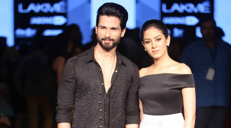 Is Mira Rajput Choosing Scripts For Shahid Kapoor?