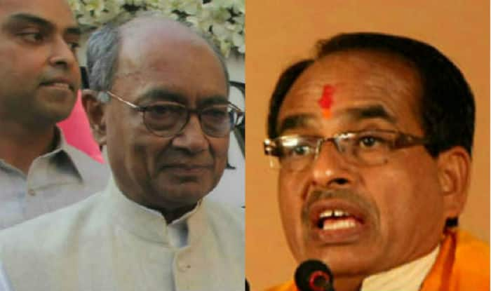 Lok Sabha Elections: Madhya Pradesh May Witness an Intense Poll Fight Between Digvjiaya Singh, Shivraj Chouhan From Bhopal