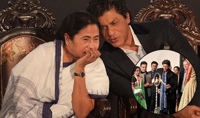 Shah Rukh Khan Promises To Wear A Dhoti And Speak Fluent Bengali For Kolkata International Film Festival