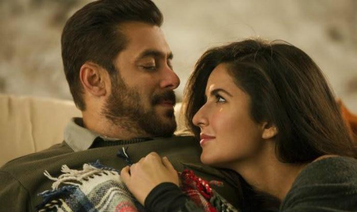 Tiger Zinda Hai CoupleSalman Khan, Katrina Kaif Goofing Around In This Ek Tha Tiger Throwback Video Is Gold!