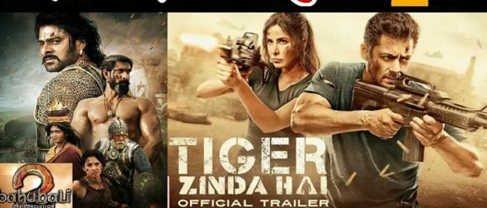Salman Khan And Katrina Kaif's Tiger Zinda Hai Has Already Defeated Prabhas' Baahubali 2: The Conclusion