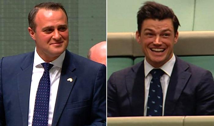 Australian Lawmaker Tim Wilson Proposes to Gay Partner Ryan Bolger in Parliament During Same-Sex Marriage Debate, Video Goes Viral