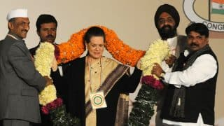 Sonia Gandhi Retires as Congress President After 19 Years: Her Journey From 1998 to 2017