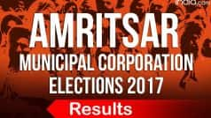 Amritsar Municipal Corporation Elections 2017 Results: Congress Wins 69 Out of 85 Wards, BJP-SAD 12
