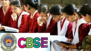 CBSE Date Sheet 2018 For Class 10, 12 Board Exams Released on cbse.nic.in: Check Complete Time Table Here