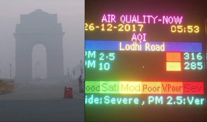Cold Wave Grips National Capital, Fog Continues to Disrupt Rail Traffic