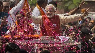 Gujarat Assembly Elections 2017: Narendra Modi Man of The Match as BJP Wins Gujarat For The Sixth Time